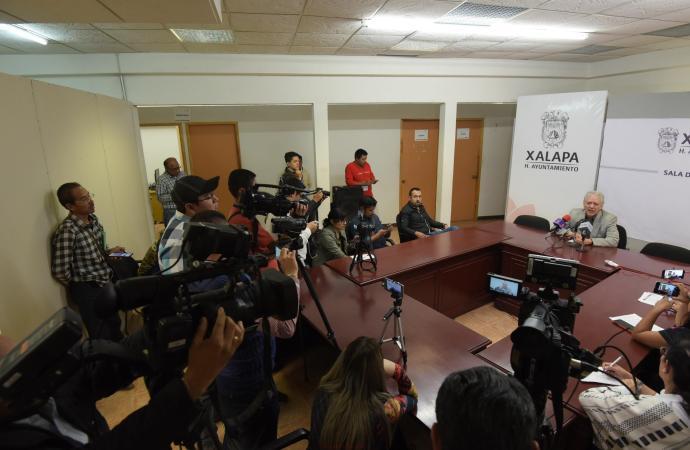 Región Xalapa, coordinada en materia de seguridad