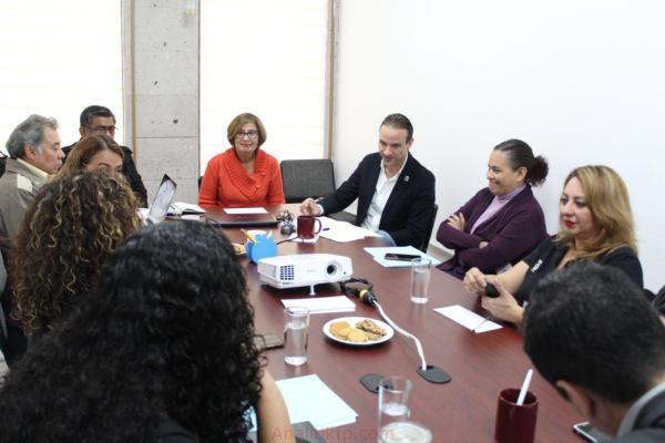 Recibe diputada Corro Mendoza, a integrantes de la Red Animalista y Ambientalista de Veracruz