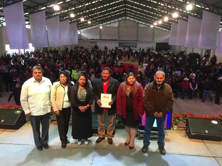 Filiberto Morales Rosas, Transformando Ayahualulco