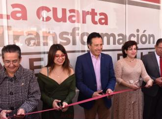 """Inaugura diputada Rosalinda Galindo, """"Casa de Vinculación Ciudadana"""""""