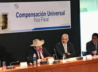 Suspensión permanente a Compensación Universal: Ricardo Ahued Bardahuil