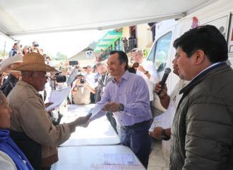 Anuncia Gobernador entrega de más de 3 mil 500 escrituras del INFONAVIT