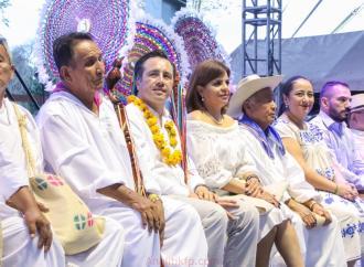 La cultura totonaca, ejemplo de transformación y orgullo de Veracruz: Gobernador