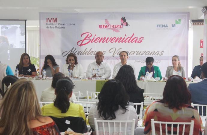 El Gobierno de Veracruz trabaja en la construcción de una verdadera política con equidad de género