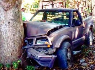 Atiende SS a víctimas de accidente en carretera Xalapa-Actopan