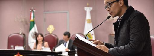 Pide diputado Rodrigo García exhorto para atender emergencia en río Pánuco