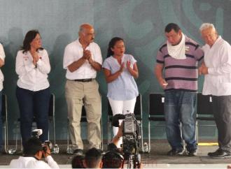 Programas presidenciales inmejorable opción a Veracruz: Senador Ricardo Ahued