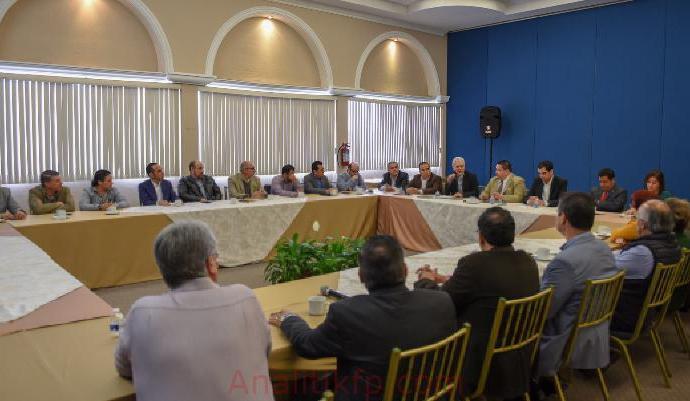 Alianza con empresarios, en favor de Xalapa