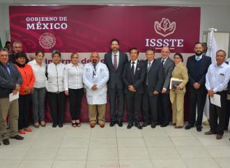 Mejorar los servicios, combatir la ineficacia y generar ahorros, prioridades del ISSSTE en Veracruz: Fernando Kuri