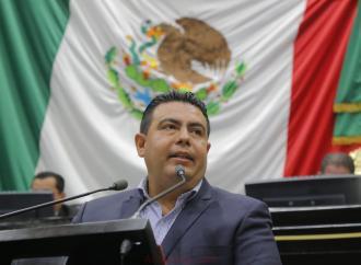 Propone Ricardo Serna incrementar medidas  de desarrollo económico y político para comunidades indígenas