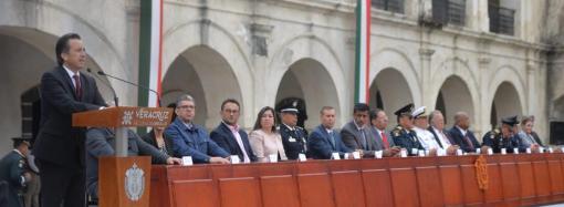 México cuenta con un gobierno legítimo, popular, democrático y patriota: Gobernador Cuitláhuac García
