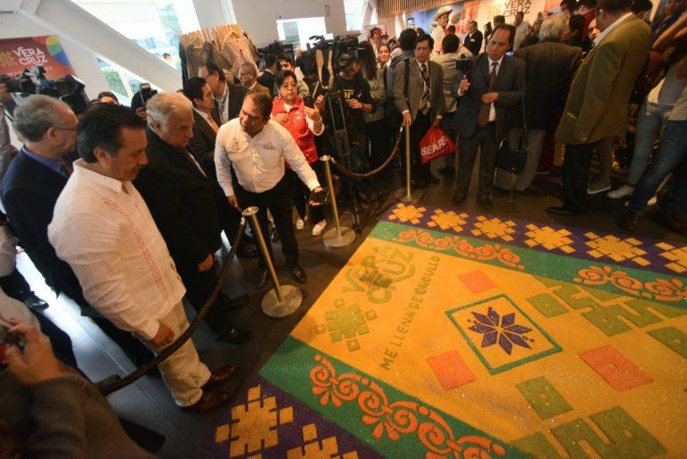 Teocelo en Expo Nacional turismo y cultura