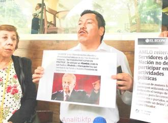Diputados locales de MORENA contra SEDESOL y SEGOB estatal