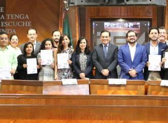 """TEV concluye el curso a distancia """"Introducción al Derecho Electoral Veracruzano"""""""
