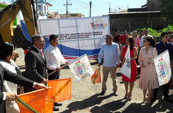 Más de dos millones de pesos que destinamos para pagar irregularidades de la administración anterior, Chama Díaz