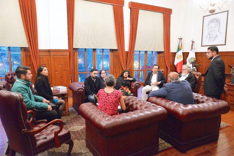 Gobierno de Veracruz y Federación fortalecen trabajo de búsqueda de personas desaparecidas