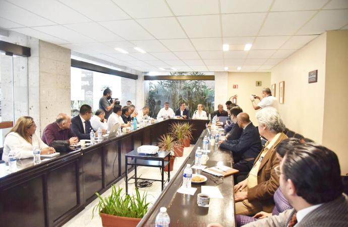 Presentan al Congreso propuestas de plataformas para comercialización del café