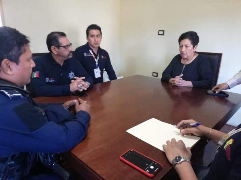 Releva SSP a Policía Municipal de Xico