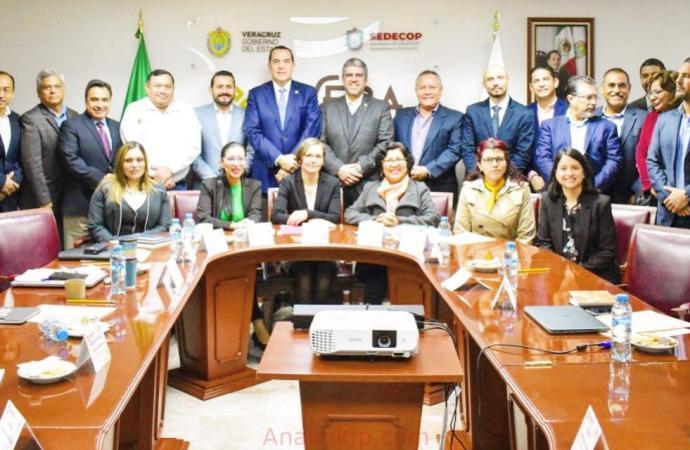 Veracruz está creciendo y debe hacerlo responsablemente: Ernesto Pérez Astorga