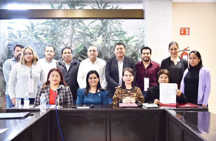 Convoca diputada a municipios adherirse a la Red de Ciudades Amigas de la Niñez