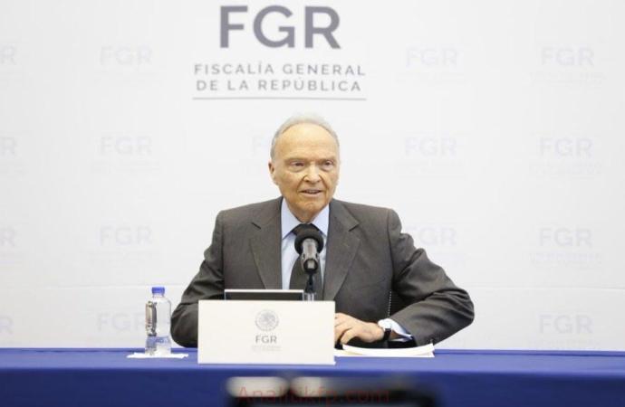FGR reactivará denuncias penales e iniciará nuevos procedimientos contra quienes saquearon Veracruz: Gertz Manero