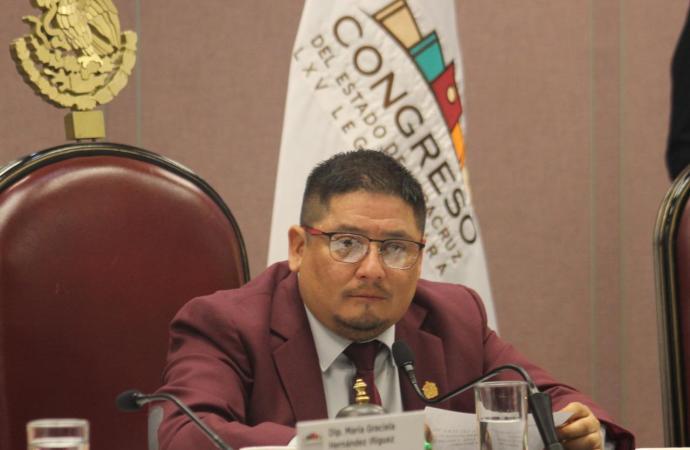 Labor de Congreso da resultados en materia de seguridad: Ríos Uribe