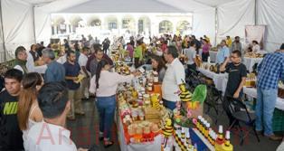 Inicia Segunda Expo Miel Xalapa 2020