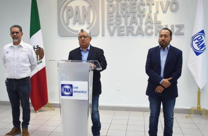 Reprobable el oportunismo político de MORENA en medio de la pandemia: CDE PAN Veracruz