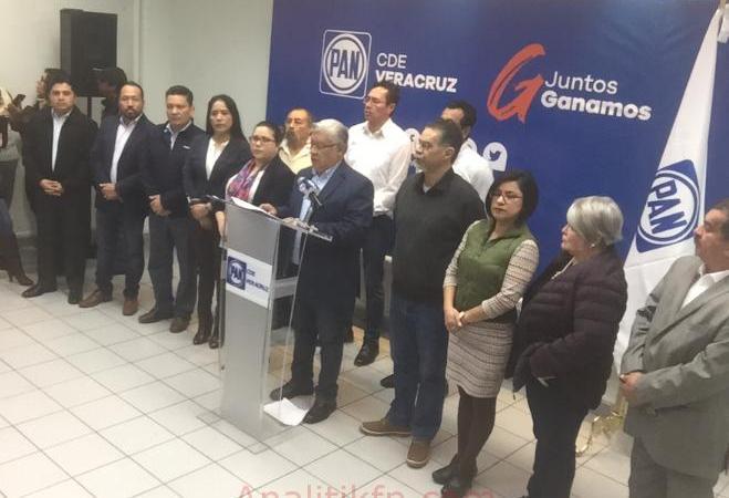 Veracruz es feminicida: CDE PAN