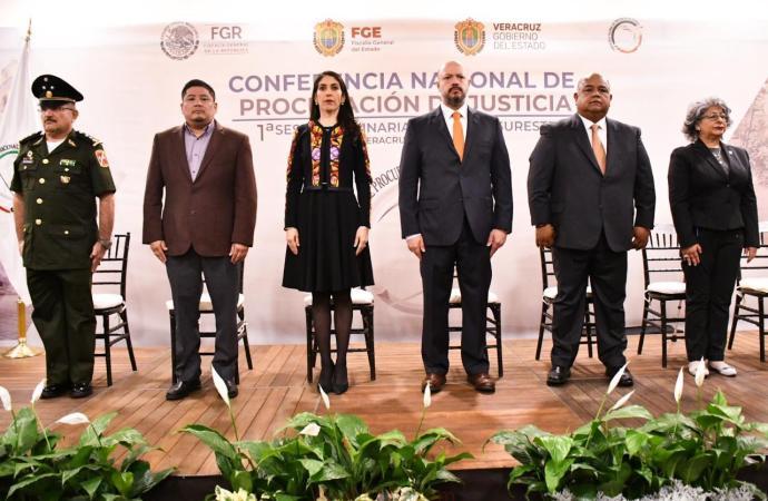 En el Poder Legislativo trabajamos para fortalecer la procuración de justicia en Veracruz: Ríos Uribe