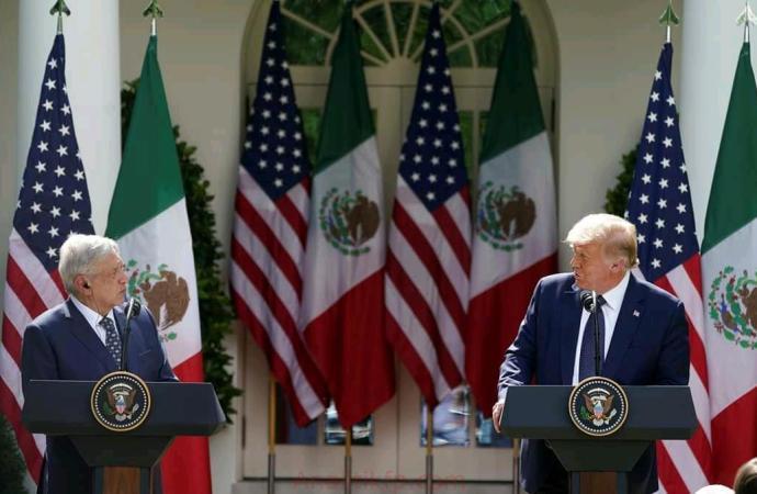 López Obrador hizo valer identidad y soberanía nacional frente a Donald Trump: Gómez Cazarín