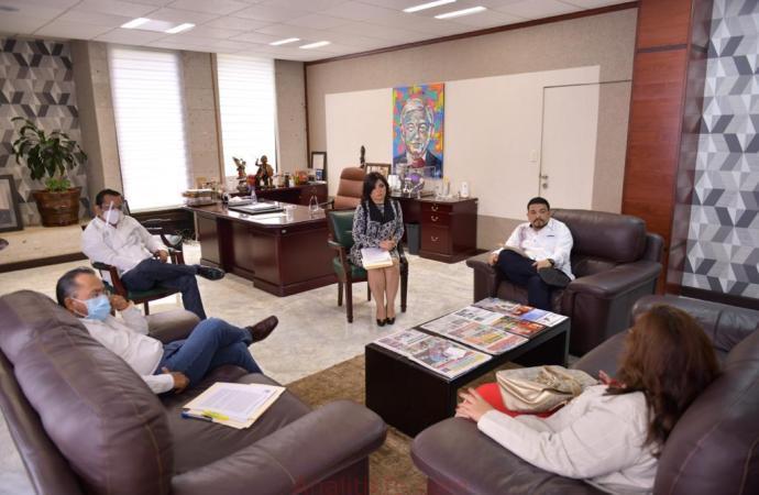 Entrevista Jucopo a aspirantes a magistraturas del Poder Judicial