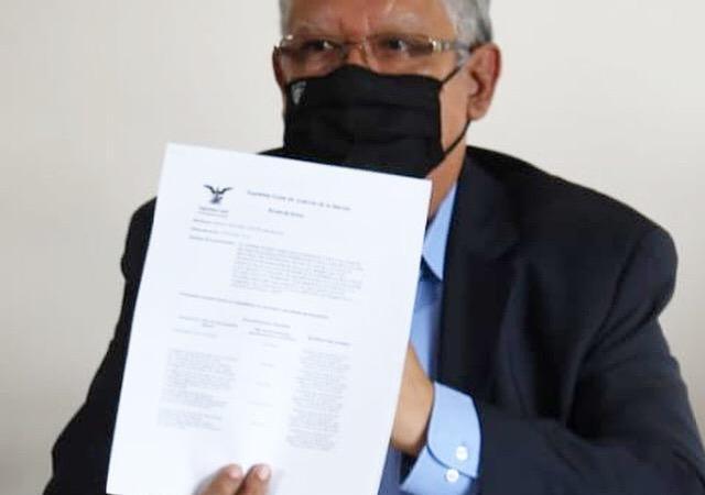 Presentan partidos acción de inconstitucionalidad para evitar fraude electoral de Morena
