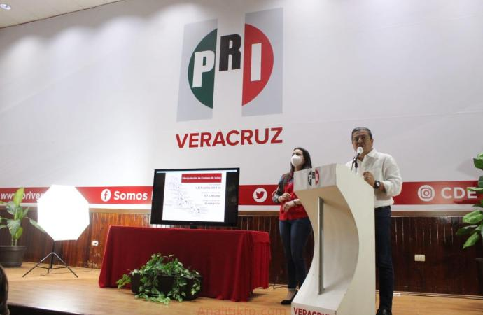 MORENA pretende robarse la elección en 2021: Marlon Ramírez Marín