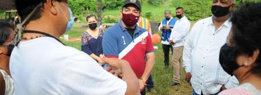 Acciones de la 4T resuelven históricas necesidades del pueblo: Gómez Cazarín