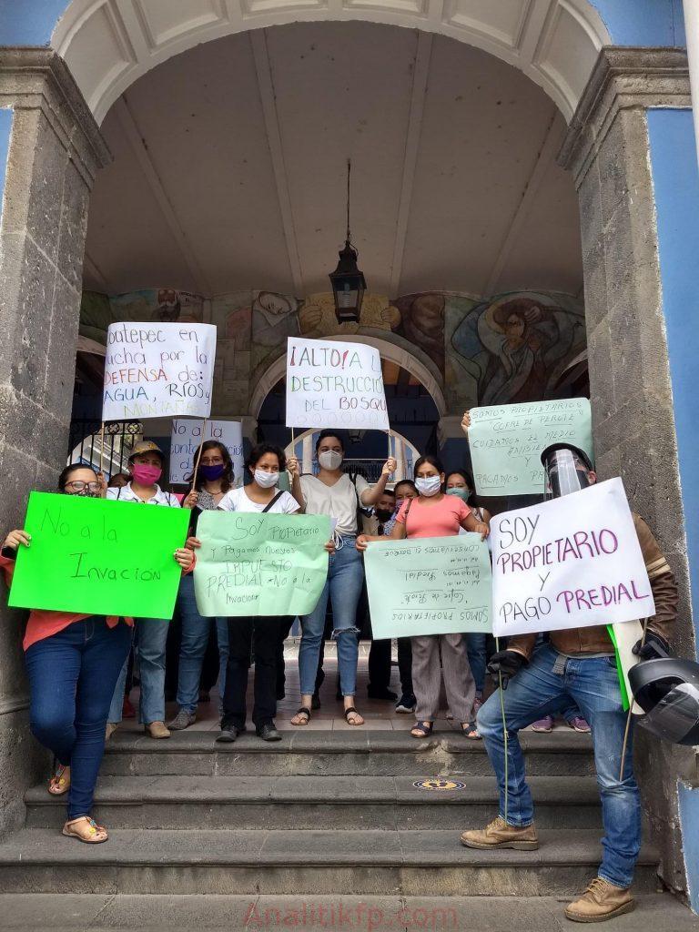 Los coatepecanos exigimos ¡JUSTICIA!