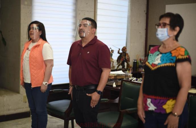 Pese a COVID-19, el desarrollo de México no se detiene: Gómez Cazarín