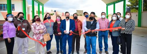 Domo para la Primaria Benito Juárez