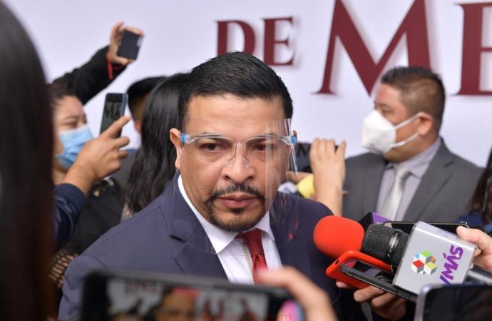 Gómez Cazarín reconoce estrategia del Gobierno del Estado en combate al COVID-19