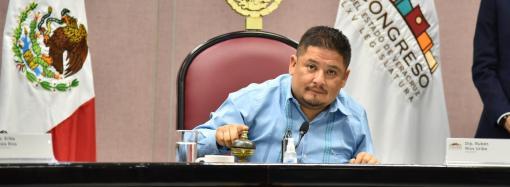 Aprueba Legislatura regularizar terreno que ocupa la Fiscalía