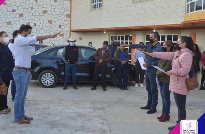 Juntos por Veracruz tiene Junta municipal en Las Vigas