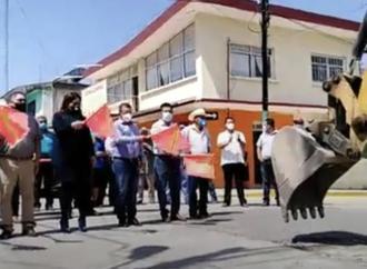 No permitiré manifestaciones contra obra pública: Lizbeth Portilla