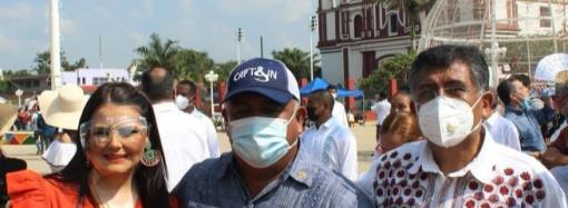 Respeto a la identidad cultural de nuestros pueblos, garante de la gobernabilidad en Veracruz: Raymundo Andrade