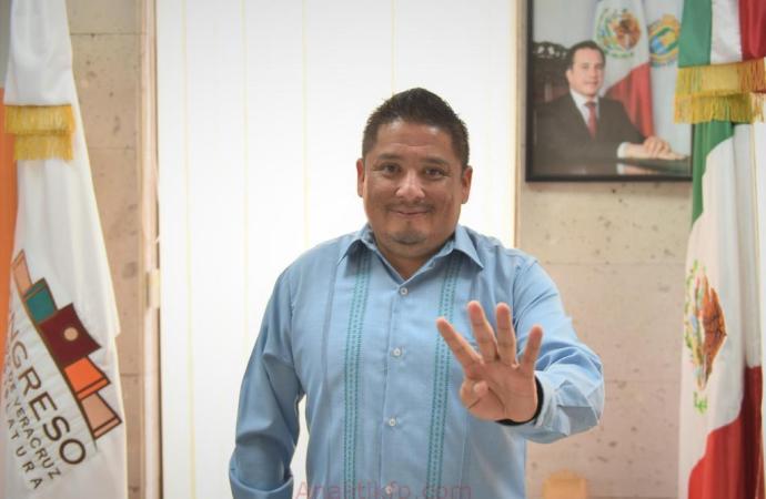 Segundo año de labores del Congreso, productivo y de retos: Rubén Ríos
