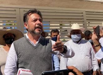 400 pueblos exigen a la FGE intervenir en cumplimiento a una resolución de la CEDH: Marco Antonio del Ángel Arroyo