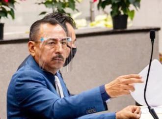 PIDE ANTONIO GARCÍA CONTINUIDAD EN PROGRAMAS PARA EL SECTOR AGROPECUARIO