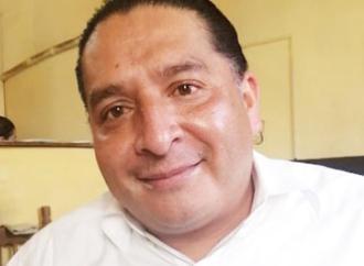 Fernando Martinez busca diputación por distrito 12 Coatepec