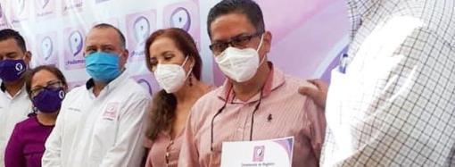 Pepe Utrera va con Podemos por alcaldía de Actopan
