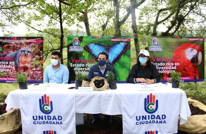 Construyamos en unidad un futuro sostenible, preservando nuestros bosques: Francisco Toriz