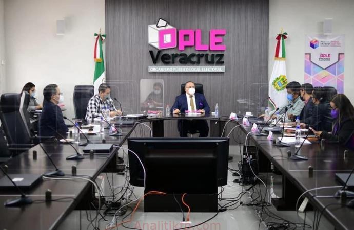 Celebran CEAPP y OPLE Veracruz reunión de acercamiento